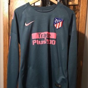 Nike Atletico Madrid Fernando Torres Jersey